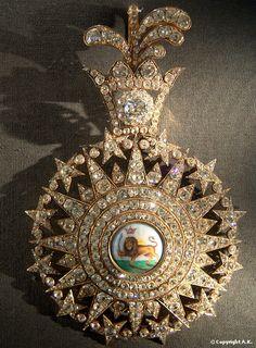 Ordre iranien Sir-i Hursid