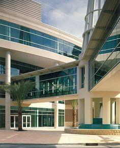 First Baptist Church Welcome Center, Jacksonville, FL - Rink Design Partnership (Glenn Dasher) in association with TTV Architects