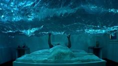 water, Dream, and bed image