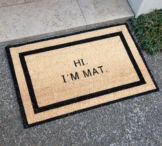 Hi. I'm Mat. via Brit + Co.