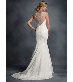 Alfred Angelo Bridal Spring 2015- Style 2524 - Bridal Dresses