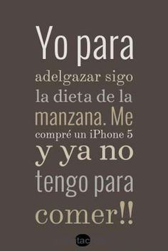 #YoPara... Y Ya no tengo para comer...