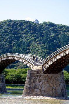 Image detail for -Yen Ate My Dollar: Kintai Bridge - Iwakuni, Japan