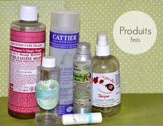 J'ai adoré ou détesté, ce sont les produits finis du mois de juin. http://melleambroise.com/produits-finis-du-mois-de-juin/