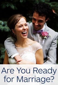 Think you've found the one? You better be sure! Can you handle their quirks? Can they handle the truth? Here are 15 signs you're ready for marriage.