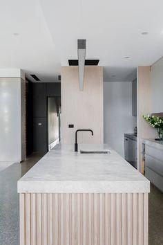 Kitchen | Open House: 71 Cunningham Street, Northcote | Jellis Craig | est living