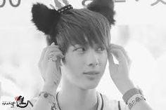 Jin - Seok Jin Ah - Sweet , oh my heart , my heart ! - BTS -  #jin #seokjinah #sweet #bts - by SnowGirl Pinterest
