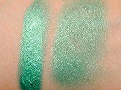Make Up For Ever #52 Aqua Cream Holographic Eyeshadow, Cool Tones, Eye Make Up, Swatch, Aqua, Lips, Cream, Hair Styles, How To Make