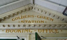 Golders Green Station #OurStop