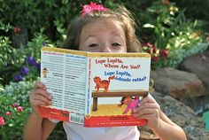 A list of great bilingual stories to teach Spanish to little kids