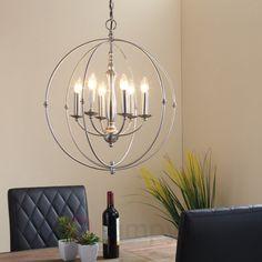 Piękna lampa wisząca MIGUEL 9620353