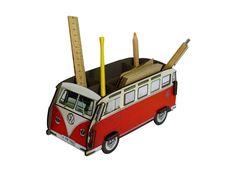 VW Bus als Stiftebox