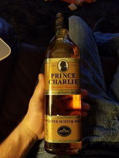 Prince Charlie special reserve 43% #scotch #whisky #whiskey #malt #singlemalt #Scotland #cigars