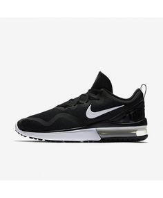 save off d8509 dcf6e Nike Air Max Fury Black Black White AA5739-001