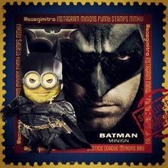 Justice League Minion, Batman