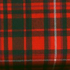 Clan MacKinnon Tartan: Scarf, Sash, Tie & more