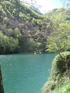 Isola Santa il lago