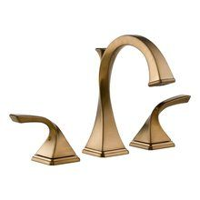 View the Brizo 65330LF Virage Bathroom Faucet Double Handle Widespread with Metal Lever Handles at FaucetDirect.com.