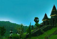 Pura Parahyangan Agung Jagatkarta - Bogor