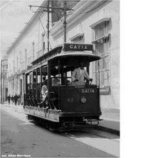 El tranvia de Catia 1930