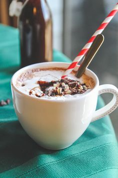 Hot cocoa recipe, Cocoa and Skinny on Pinterest