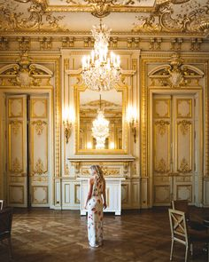Palace rooms at the Shangri La Paris Hotel - Complete Paris Travel Guide