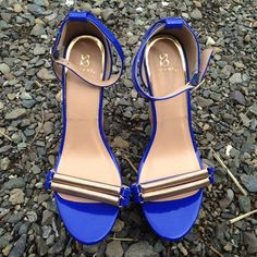 Akacha shoes.Firm In like new condition worn once true to size Scene Shoes Wedges