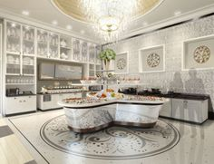 Inner-Outer Beauty: Re-launch of classic Stockholm restaurant [The Veranda]