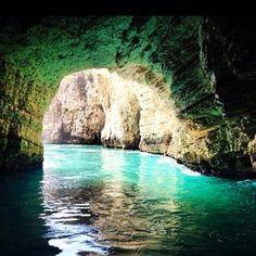 Mi vanto di essere un cavernicolo  #puglia #gargano #mare #estate www.pizzicatobeb.com