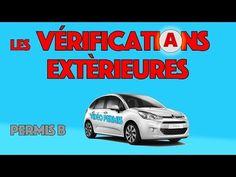 Vérifications extérieures du permis de conduire - YouTube