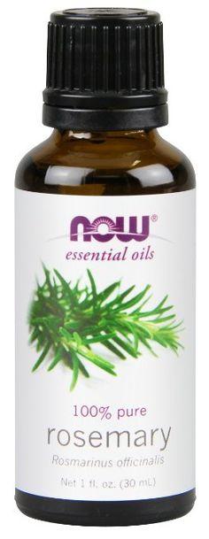 Now Foods Rosemary Oil, 1-Ounce
