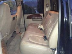 Used Ford F250 4X4 Trucks, Vans or SUVs with transmission Automatic and miles 216000