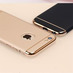 Luxury Ultra Thin Shockproof Cover Coque Phone Case for iPhone 6 6s 7 Plus 360 Full Body Coverage Phone Cases For i6 i6s i7 Plus ** Vy mozhete poluchit' dopolnitel'nuyu informatsiyu po ssylke izobrazheniya.