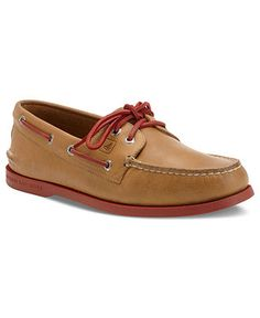CLEARANCE! Rugged Shark® North Nantucket 2-Eye Boat Shoe for Men ...