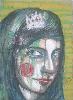 Kreaturen nr 18 von Galerie MIZUMI auf DaWanda.com