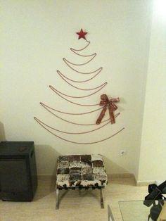 Minimalismo navideño, ¡fantástico!