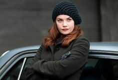 My favourite sociopath. And she's got a great wardrobe. Alice Morgan (Ruth Wilson) - Luther