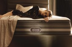 Beautyrest Black Now Available Marshall Speaker, Bed, Mattress, Black, Stream Bed, Black People, Mattresses, Beds