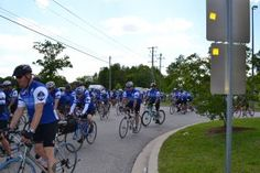 Cecil County hosts bicyclists riding in memory of fallen police officers