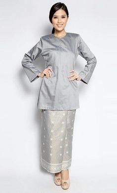 Baju Kurung Kedah Songket Baju Kebaya Bagus