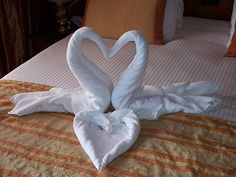I need to learn how to make towel animals! Coolest mom ever (: