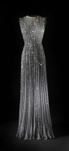 Crystal gown 1939-1942