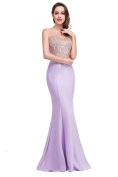 Plus Size Womens Mermaid Long Prom Dress Embroidery Evening Dresses for Party >>> Check out the image by visiting the link. Sexy Dresses, Lilac Prom Dresses, Royal Blue Bridesmaid Dresses, Mermaid Bridesmaid Dresses, Mermaid Evening Dresses, Homecoming Dresses, Evening Gowns, Evening Party, Dresses 2016