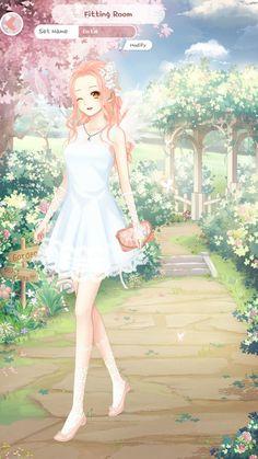 Dress Up Diary, Anime Dress, Up Game, Princess Zelda, Disney Princess, Anime Outfits, Room Set, Disney Characters, Fictional Characters