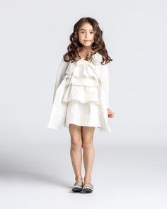 90f339dcf Lanvin - LOOK 1 - Seasonal Looks - Children Lanvin, Dope Clothes, Girl  Fashion