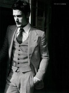 Three-piece #suited #waistcoat