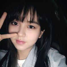 favd_idolsgeneration-June 10 2017 at Cute Korean, Korean Girl, Cute Girls, Cool Girl, Kim So Hyun Fashion, Kim Sohyun, Popular People, Cute Beauty, Beautiful Asian Women