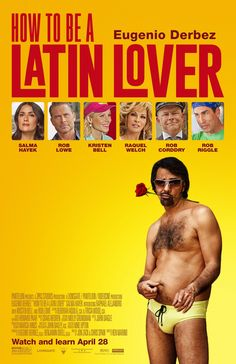 Return to the main poster page for How to Be a Latin Lover (#4 of 4)
