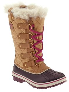 the perfect snowboots
