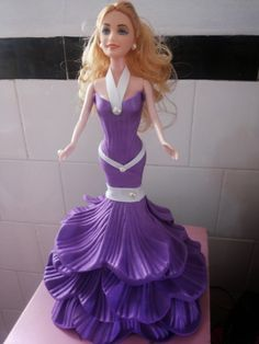 barbie com roupa de eva passo a passo - Pesquisa Google